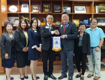 DG Dato Javern Lim Official Visit to LEF